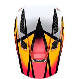 Fox Rampage Pro Carbon Bst Full Face Helmet Men iced